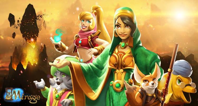 Wizard101 Mirage