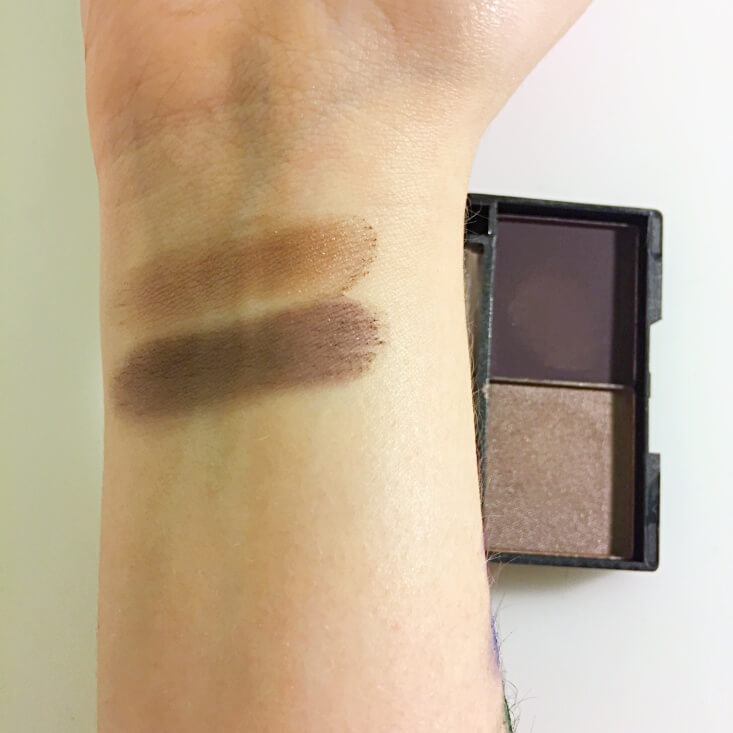 e.l.f. Best Friend Eyeshadow Duo Soul Mate swatch