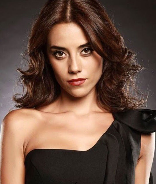 Cansu Dere in the series Oasis?