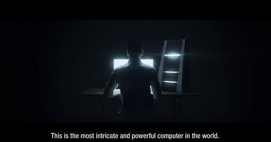 Randstad's Human Forward Campaign Introduces the Most Powerful Computer in the World