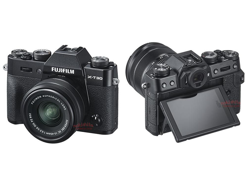 Alleged Fujifilm X-T30 images leaked by Nokishita!