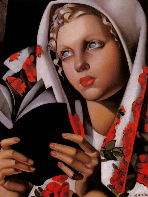 Tamara de Lempicka Polish Girl La Polonaise