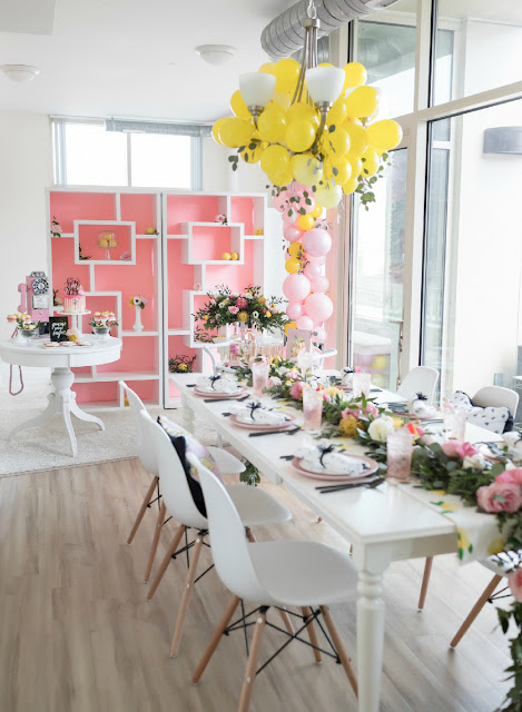 Check out these ideas for Galentine's Day party inspiration!