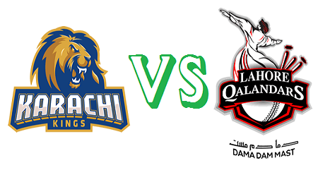 Karachi Kings vs Lahore Qalandars At Dubai PSL T20 5th February 2016