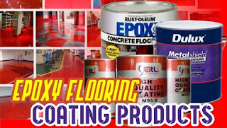 cat epoxy kayu