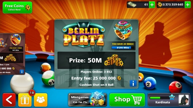 game billiar terbaik android terbaik 8 ball pool