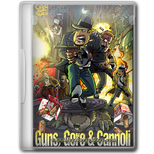 Guns, Gore And Cannoli Full Español
