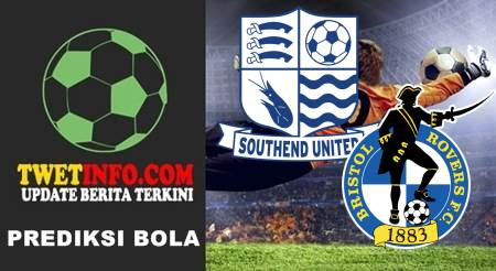 Prediksi Southend United vs Bristol Rovers