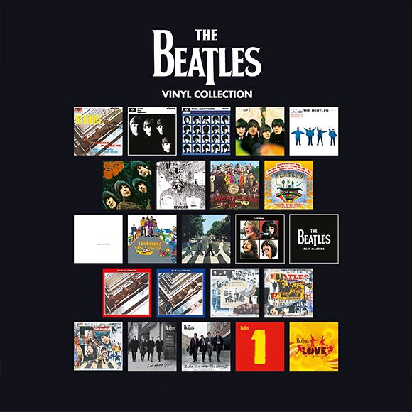 Les Éditions Altaya proposent «The Beatles Vinyl Collection»