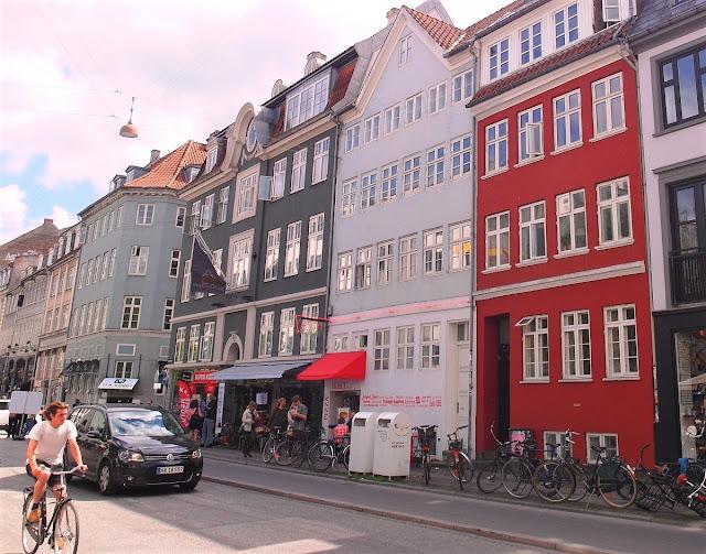 Köpenhamn på cykel