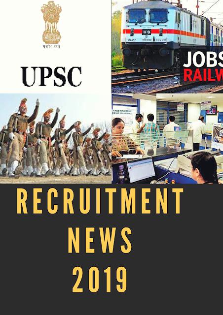 Recruitment News, Bank Jobs , Railway Jobs, Air force Jobs , Indian Navy Jobs , Vacancy