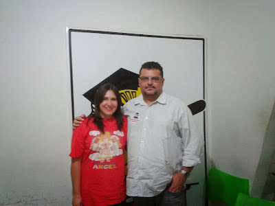Carla Emanuela Ramos Calado 5° lugar no concurso da Secretaria de Saude de PE-  cargo Psicóloga.