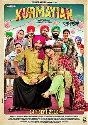 Kurmaiyan 2018 Punjabi 300MB Movie HDTV 480p