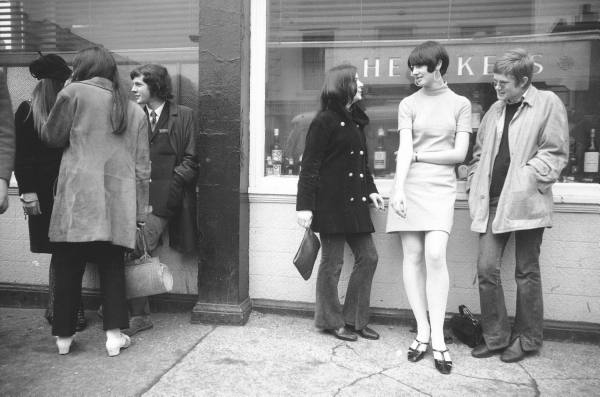 Young Fashion In London In The 1960s Vintage Everyday