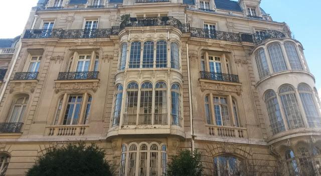 Hôtel particulier Art Nouveau