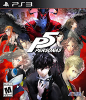 Persona 5 Game PS3 Cover (1)