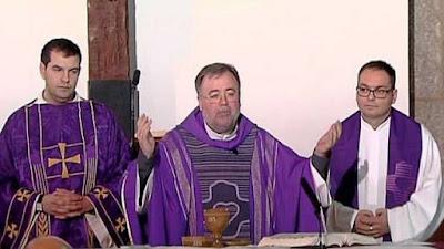 Iglesias, catolicismo, RTVE, misa, televisión, la 2