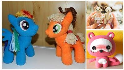 Muñecos-pony-moldes