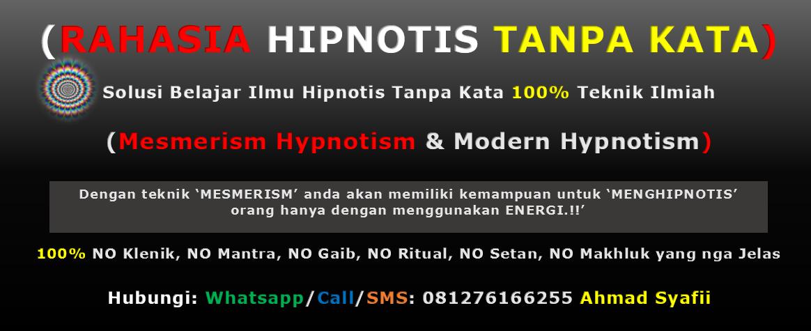 Rahasia Ilmu Hipnotis Modern