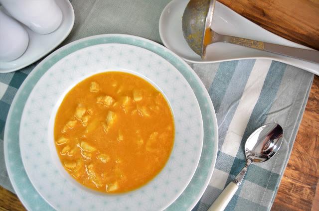 sopa de bacalao, recetas de bacalao, bacalao recetas, recetas de cuaresma, cuaresma recetas, recetas de semana santa, semana santa recetas, recetas caseras, las delicias de mayte,