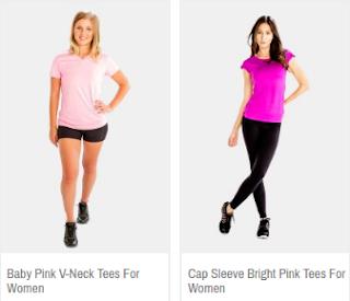 Womens Short Sleeve Tees by Alanic