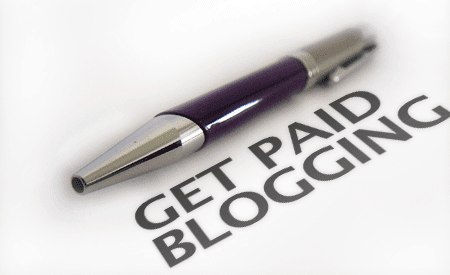 make money through blogging
