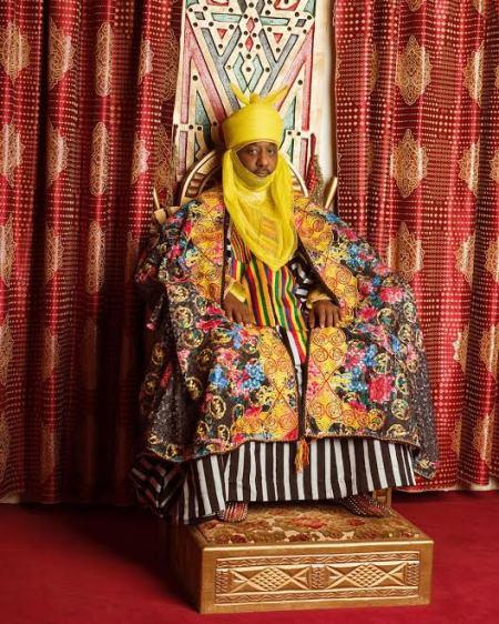 Celebration of Kano Royalty: Emir of Kano, Sanusi Lamido Sanusi on the cover of Thisday Style Magazine 2