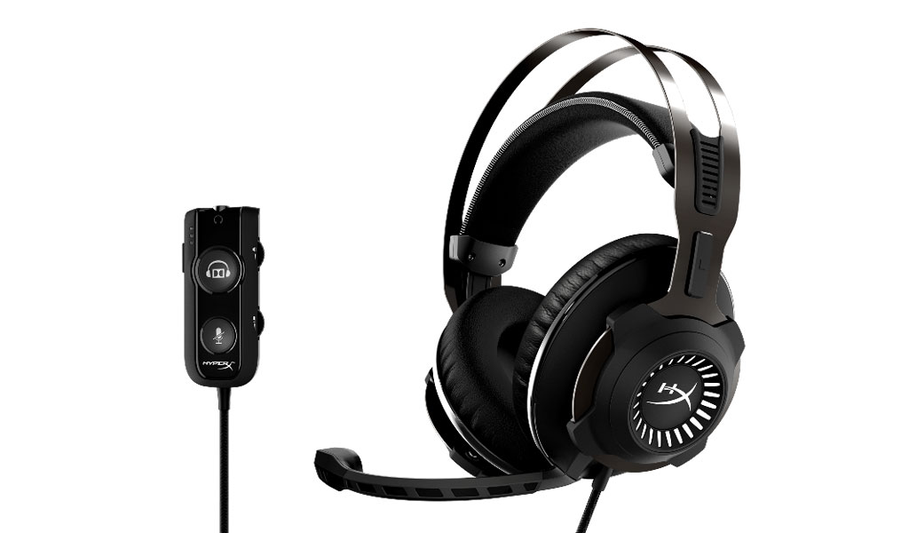 HyperX Cloud Revolver S Gaming Headset with Dolby Surround Sound