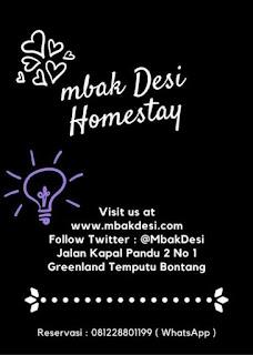 Homestay Bontang Mbakdesi.com