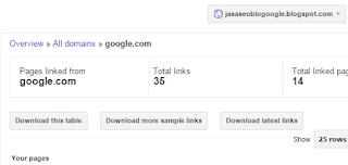Backlink Gratis Berkualitas dari Google