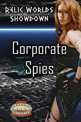 Relic Worlds Showdown - Corporate Spies