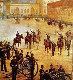 A República do Brasil iniciou realmente com o grande golpe militar em 15 de novembro de 1889, na velha monarquia e destituíram o último Imperador brasileiro Dom Pedro II.