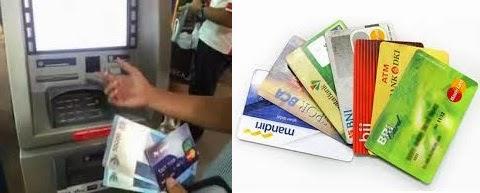 Cara Tarik Tunai ATM Melebihi Saldo Tersedia