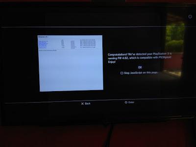 Mengubah PS3 OFW Menjadi PS3 HAN Offline 8