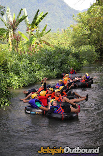 outbound tubing salatiga