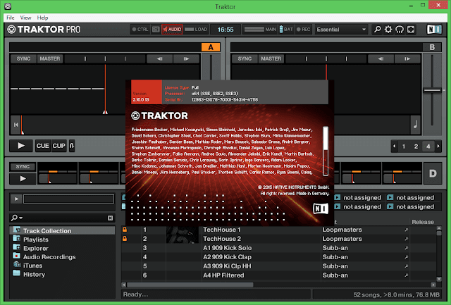 native instruments traktor scratch pro 2 air