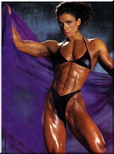 Canadian women muscle nude