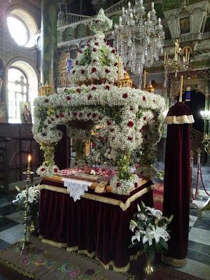Αγιος Αντωνιος Τρυγωνας Λεσβου-  Μ. Μιχαλης Τετώνης