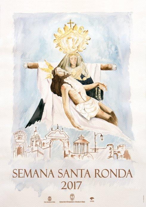 Programa, Horario e Itinerario Semana Santa Ronda (Málaga) 2017