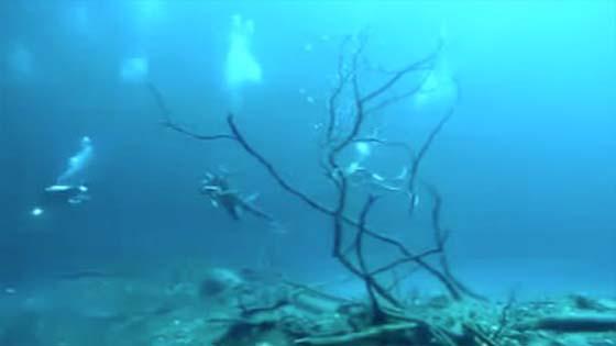 Misteri Sungai Di Dasar Laut Terbukti Kesahihannya Dalam Al Quran
