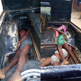 Ritualist Hit Agbowa Community, Kills Mother And Her Three Children (Graphic Photos)
