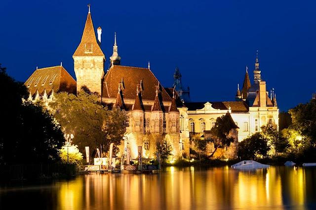 Castelo Vajdahunyad, Budapeste