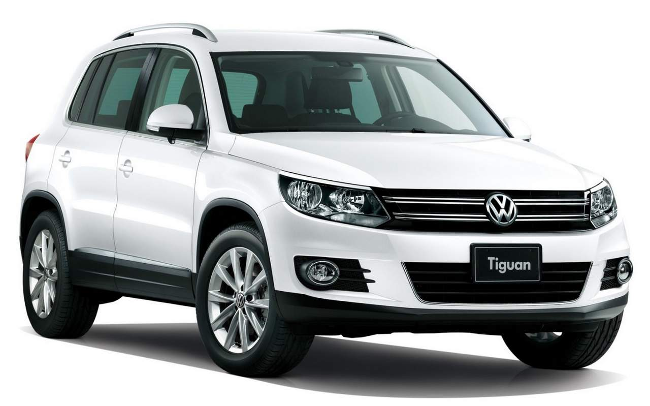 vw tiguan 2017 ter vers o 1 4 tsi 4x2 com pre o reduzido car blog br. Black Bedroom Furniture Sets. Home Design Ideas