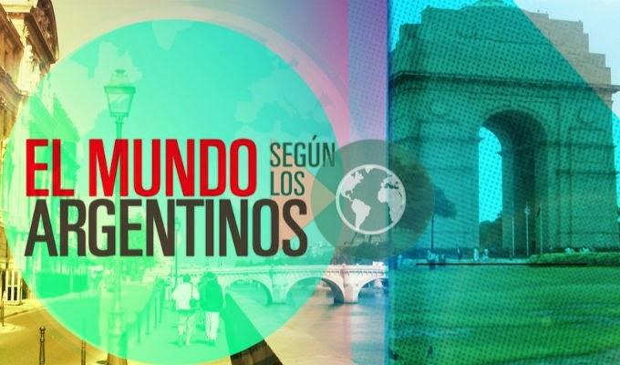 Clase Turista, el mundo según los argentinos