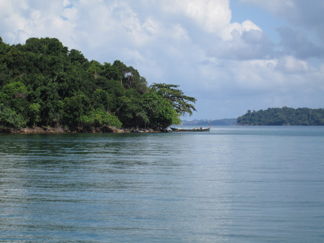 Bamboo Island en Camboya