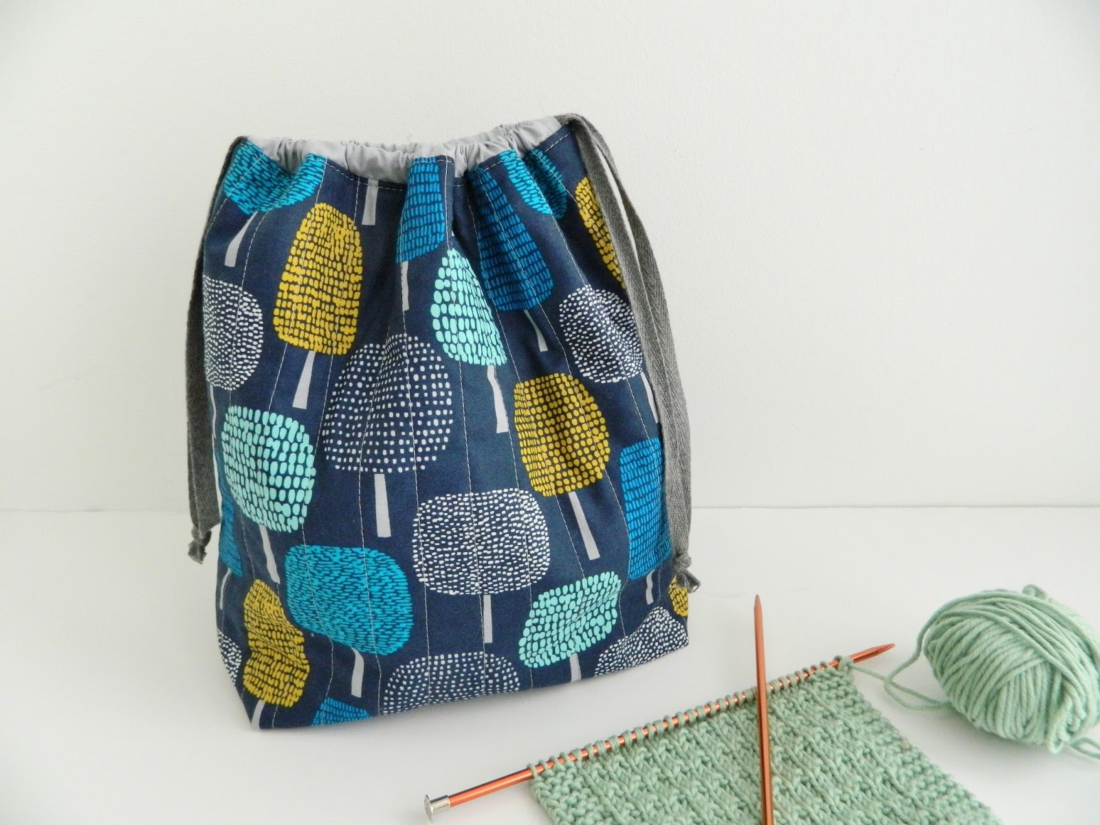 s.o.t.a.k handmade: drawstring bag in four sizes {new pdf pattern}