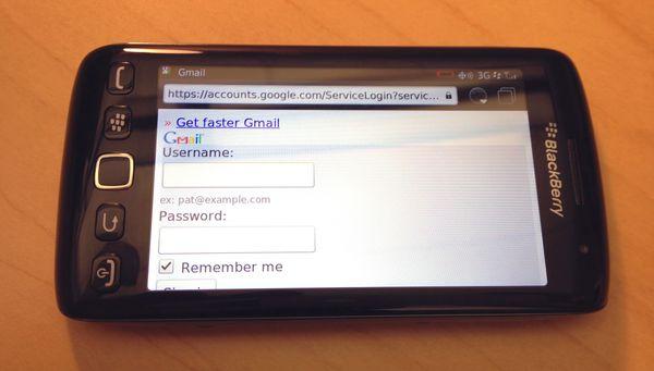 How to open blackberry app world using wifi
