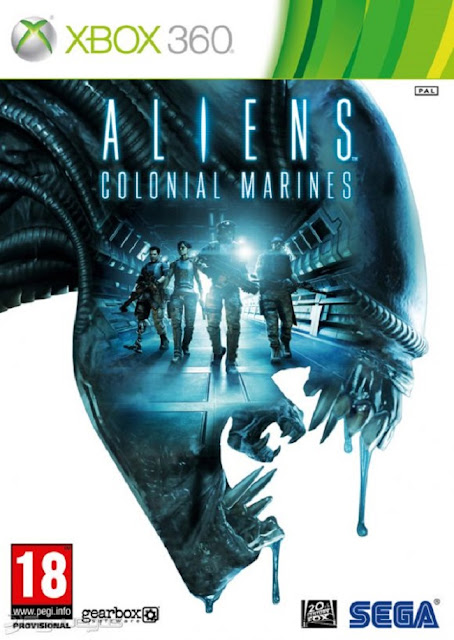 Aliens: Colonial Marines - Xbox 360 - Portada