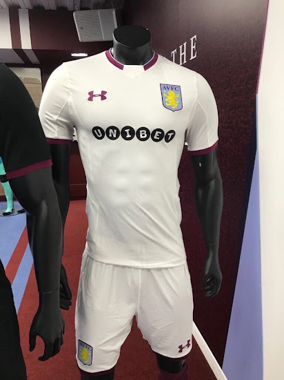 Aston Villa 17 18 Third Kit Leaked Footy Headlines
