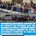 Câmara de vereadores aprova lei de autoria do Prefeito que faz mudança no PMAC e diminui salários dos servidores públicos da saúde; Servidores tomaram as ruas de Queimadas em protesto